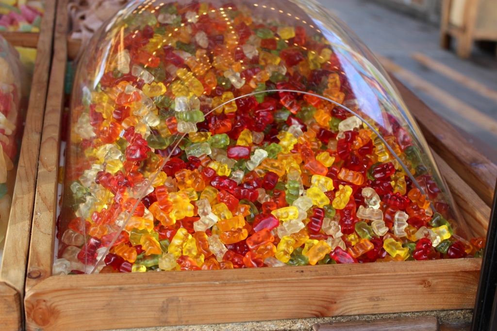 The best gummy bears on planet earth.